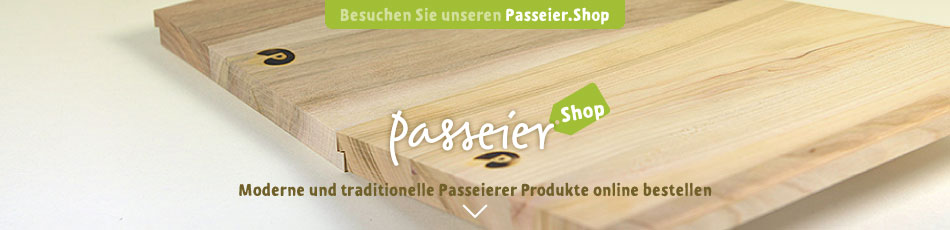 Passeier Shop