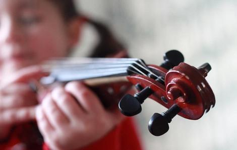 Musikschule Einschreibung