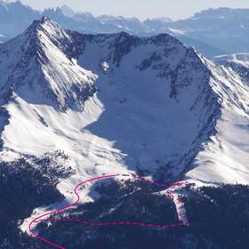 Hirzerhütte – Schneeschuhwanderung