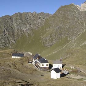 Schutzhütte Schneeberg