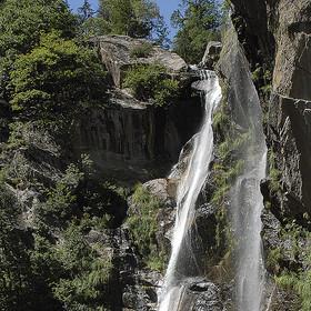 Kalmtaler Wasserfall
