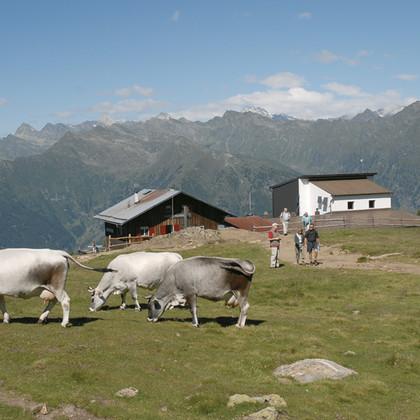 Bergstation Klammeben