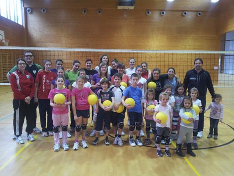 1. Passeirer Volleyballtage