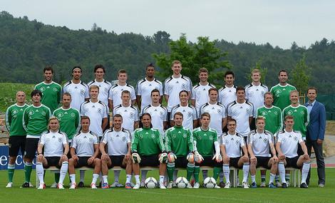 WM-Vorbereitung des DFB-Teams