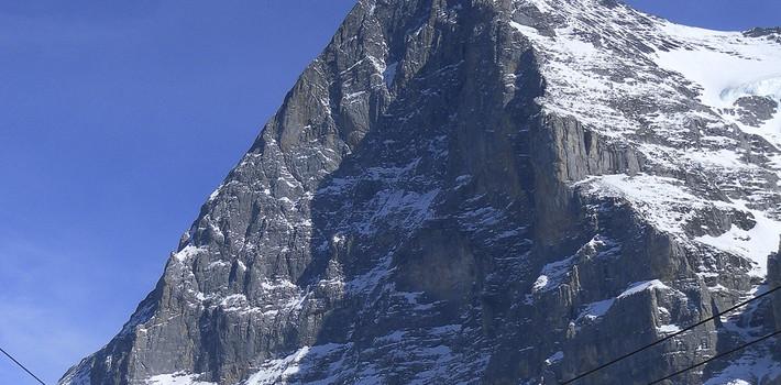 Eiger-Nordwand, Lorenz und Daniel Zipperle, Platt, Passeier