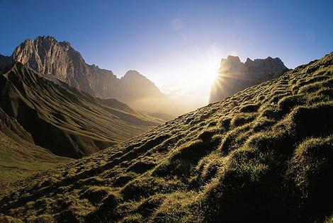 Symphonie der Berge