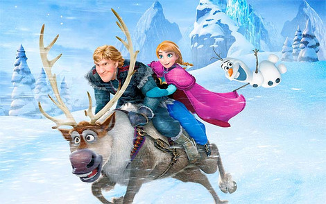 Kinderkino Frozen