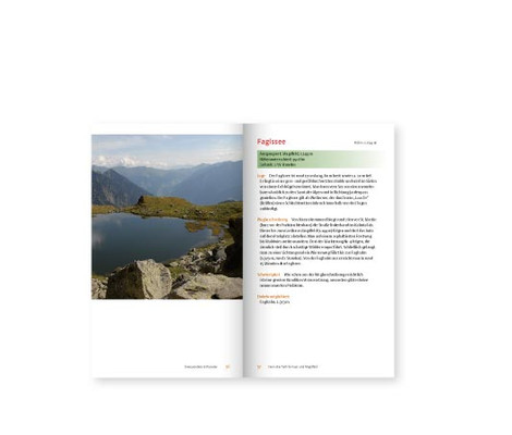 Seenwandern in Passeier