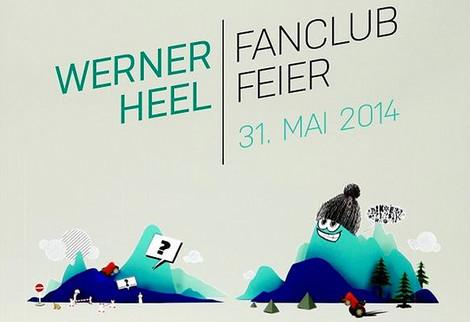 Werner Heel Fanclub Feier