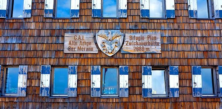 115 Jahre Zwickauer Hütte