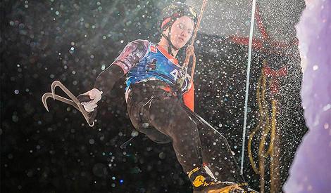 Ice Climbing World Cup 2016, Rabenstein, Passeier