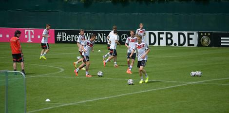 DFB-Trainingslager