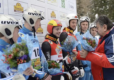Rennrodel Weltcup 2014