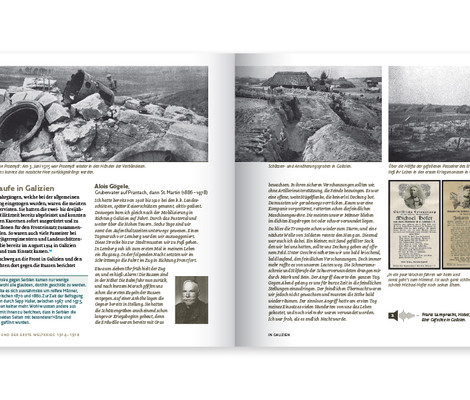 Passeier und der Erste Weltkrieg 1914–1918